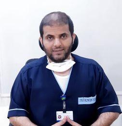 Dr.Salman Rajeh
